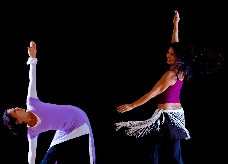 Orientalischer Tanz in Basel: Tribal Fusion, American Tribal Style Belly Dance, Bauchtanz